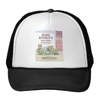 Bugs Boodle Book Cover Trucker Hat