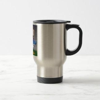 Bugs Boodle & Teddy Travel Mug