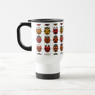 Bugs, Bugs, Bugs - Bugs Pattern Travel Mug
