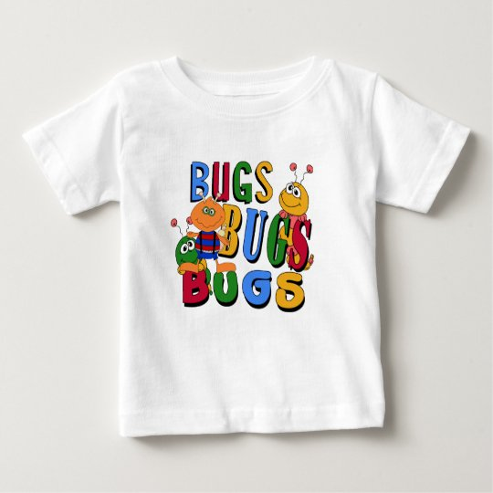 Bugs Bugs Bugs Tshirts and Gifts