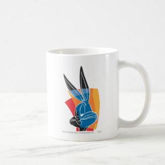 Bugs Bunny 3 expresivos Taza De Café