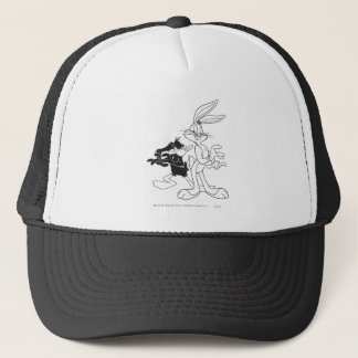 BUGS BUNNY™ and DAFFY DUCK™ Trucker Hat