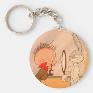 BUGS BUNNY™ and Elmer Fudd 2 Keychains