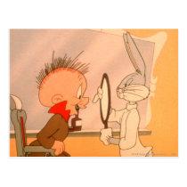 BUGS BUNNY™ and ELMER FUDD™ 2 Postcard