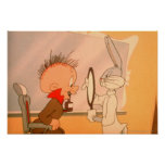 Bugs Bunny and Elmer Fudd 2 Posters