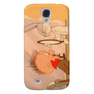BUGS BUNNY™ and ELMER FUDD™ 2 Samsung Galaxy S4 Case