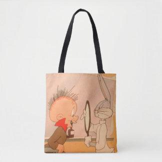 BUGS BUNNY™ and ELMER FUDD™ 2 Tote Bag