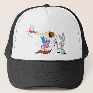 BUGS BUNNY™ and ELMER FUDD™ Trucker Hat