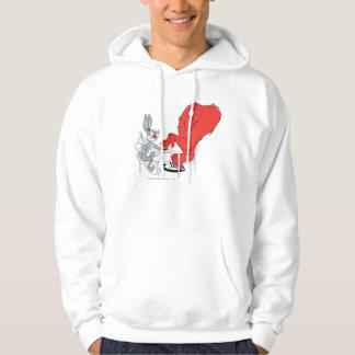 BUGS BUNNY™ and Gossamer 2 Hooded Sweatshirt
