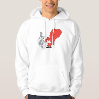 BUGS BUNNY™ and Gossamer 2 Hoodie