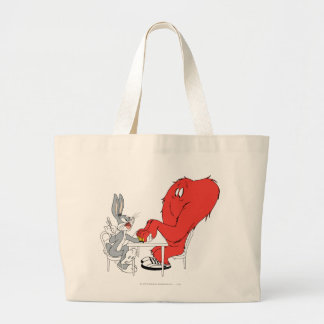 BUGS BUNNY™ and Gossamer 2 Large Tote Bag