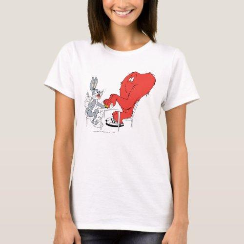 BUGS BUNNYâ and Gossamer 2 T_Shirt