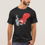8a50a789a9f Bugs Bunny™ And Gossamer 2 T-shirt at Zazzle