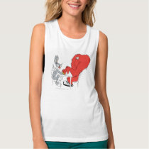 BUGS BUNNY™ and Gossamer 2 Tank Top