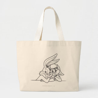 BUGS BUNNY™ and Lola Bunny 3 Large Tote Bag