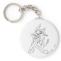 BUGS BUNNY™ and Lola Bunny Keychain