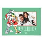 BUGS BUNNY™ and Lola Mistletoe Kiss Card