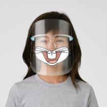 BUGS BUNNY™ Big Mouth Kids' Face Shield