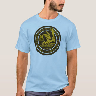 BUGS BUNNY™ Bronx Bomber's Round Logo T-Shirt