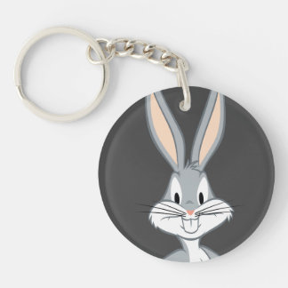 BUGS BUNNY™ | Bunny Stare Keychain