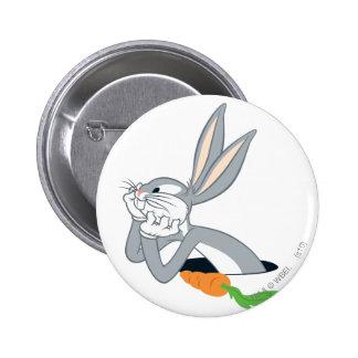 Bugs Bunny con la zanahoria Pin