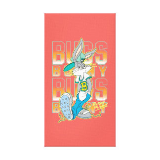 BUGS BUNNY™ Cool School Outfit Canvas Print