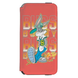 BUGS BUNNY™ Cool School Outfit iPhone 6/6s Wallet Case