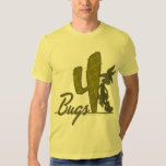 BUGS BUNNY™ Cowboy Leaning on Cactus Tees