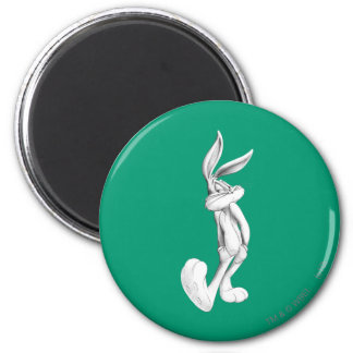 BUGS BUNNY™ Drawing 2 Magnet