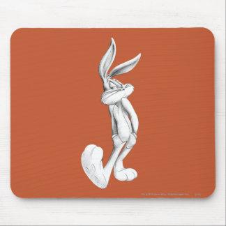 Bugs Bunny Drawng 2 Tapete De Ratones