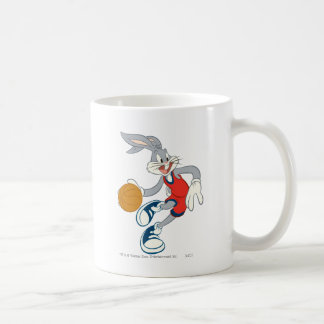 BUGS BUNNY™ Dribbling Through The Competition Coffee Mug