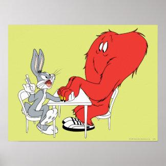 Bugs Bunny e hilo de araña 2 Poster