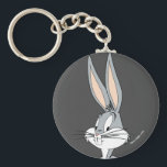 "BUGS BUNNY™ | Hands on Hips Keychain<br><div class=""desc"">This design features your favorite Looney Tunes Character,  BUGS BUNNY™.</div>"