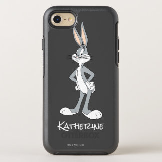 BUGS BUNNY™ | Hands on Hips OtterBox Symmetry iPhone 7 Case