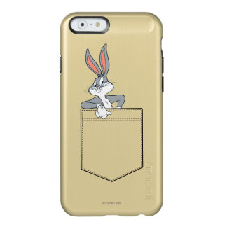 BUGS BUNNY™ Hanging Out In Pocket Incipio Feather® Shine iPhone 6 Case