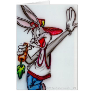 BUGS BUNNY™ Hipster 2 Greeting Card