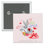 BUGS BUNNY™ I Dig You! Button