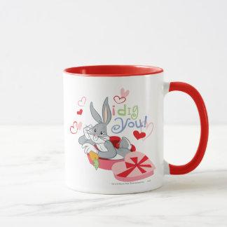 BUGS BUNNY™ I Dig You! Mug