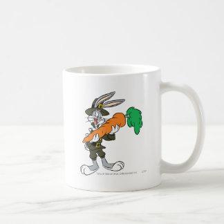 BUGS BUNNY™ Pilgrim Thanksgiving Carrot Coffee Mug