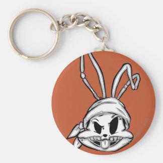 Bugs Bunny Pirate Key Chain