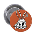 Bugs Bunny Pirate Pinback Buttons