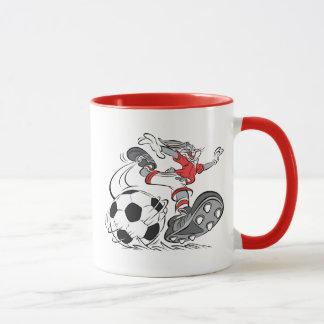BUGS BUNNY™ Playing Soccer Mug