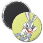Bugs Bunny que susurra 2 Imán Para Frigorifico