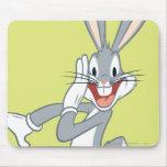 Bugs Bunny que susurra 2 Tapetes De Raton