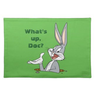 BUGS BUNNY™ Rabbit Hole Cloth Placemat