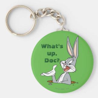BUGS BUNNY™ Rabbit Hole Keychain