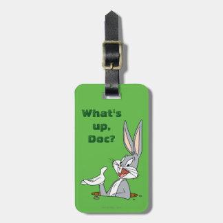 BUGS BUNNY™ Rabbit Hole Luggage Tag