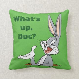 BUGS BUNNY™ Rabbit Hole Throw Pillow