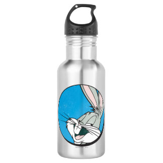 BUGS BUNNY™ Retro Blue Patch Water Bottle