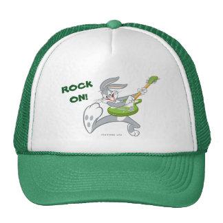 BUGS BUNNY™ Rocking On Guitar Trucker Hat